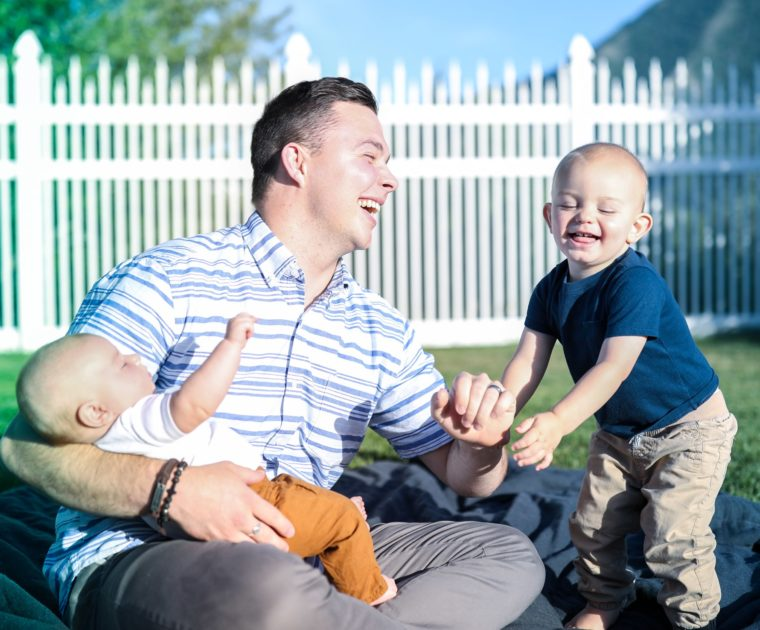 7 Ways for Fathers to Manage Stress